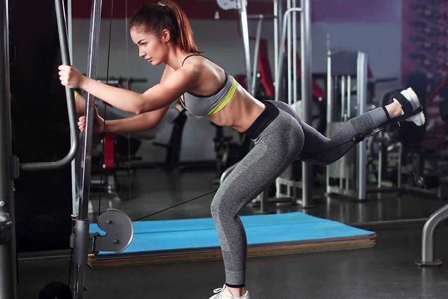 Программа тренировок для девушек — упражнения для похудения