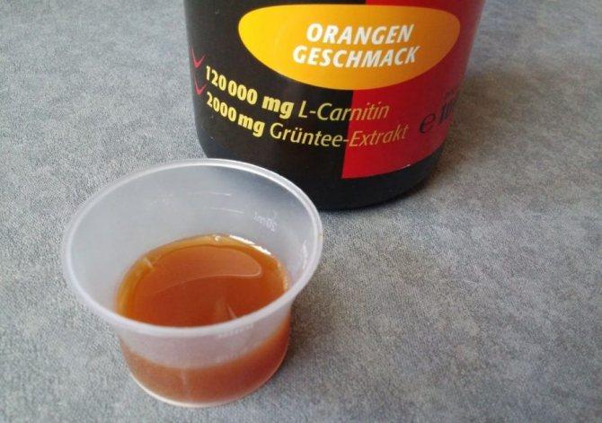 Как правильно пить l-карнитин 3000 от olimp nutrition?