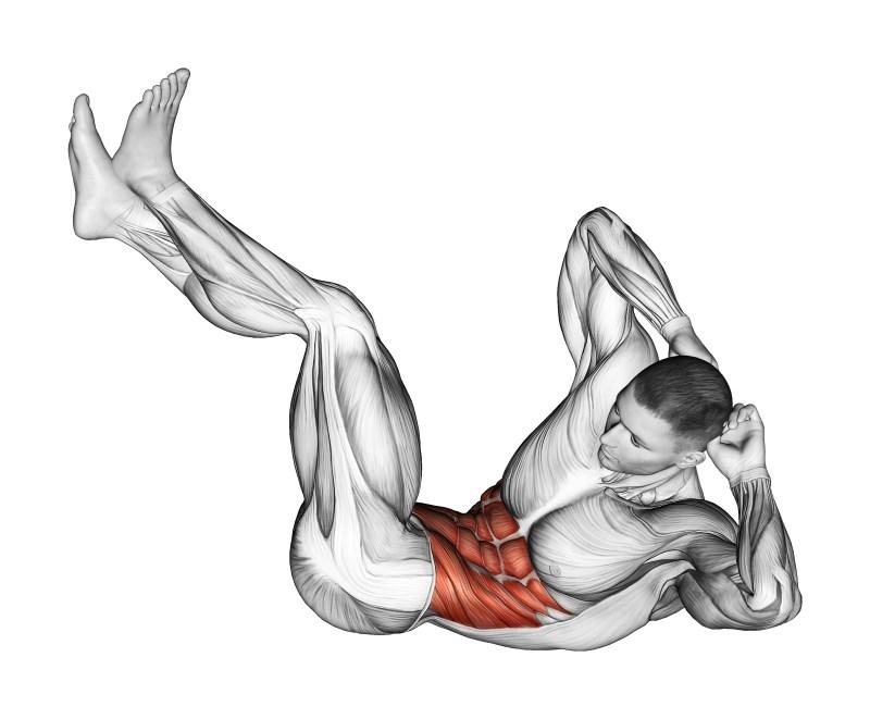 Комплекс упражнений на тренировку косых мышц живота | rulebody.ru — правила тела