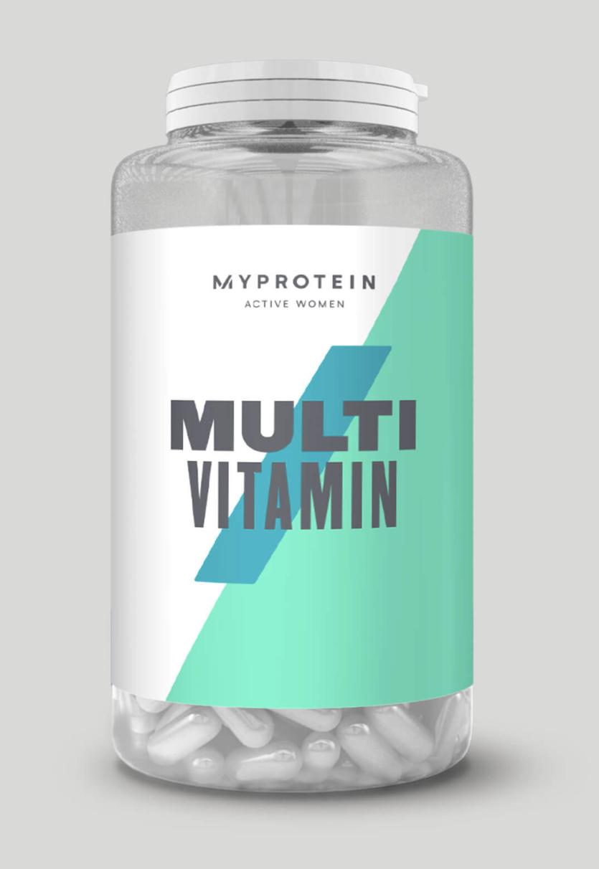 Myprotein витамины для женщин отзывы