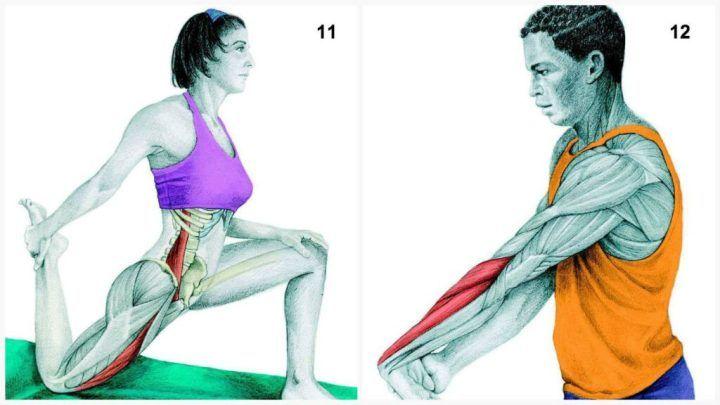 Синдром подвздошно-поясничной мышцы — упражнения, растяжка, релаксация