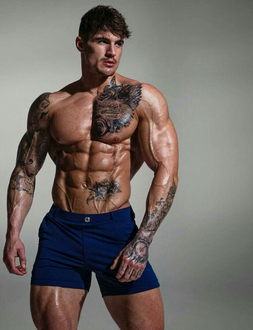 Ross dickerson - greatest physiques