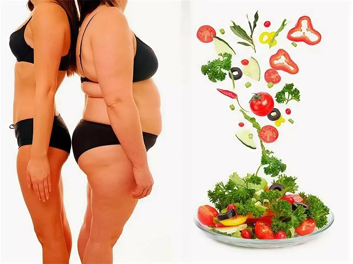 Заниматься спортом и не соблюдать диет