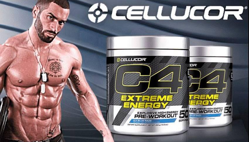 Добавки cellucor с4 extreme: предтренировочный комплекс с no3