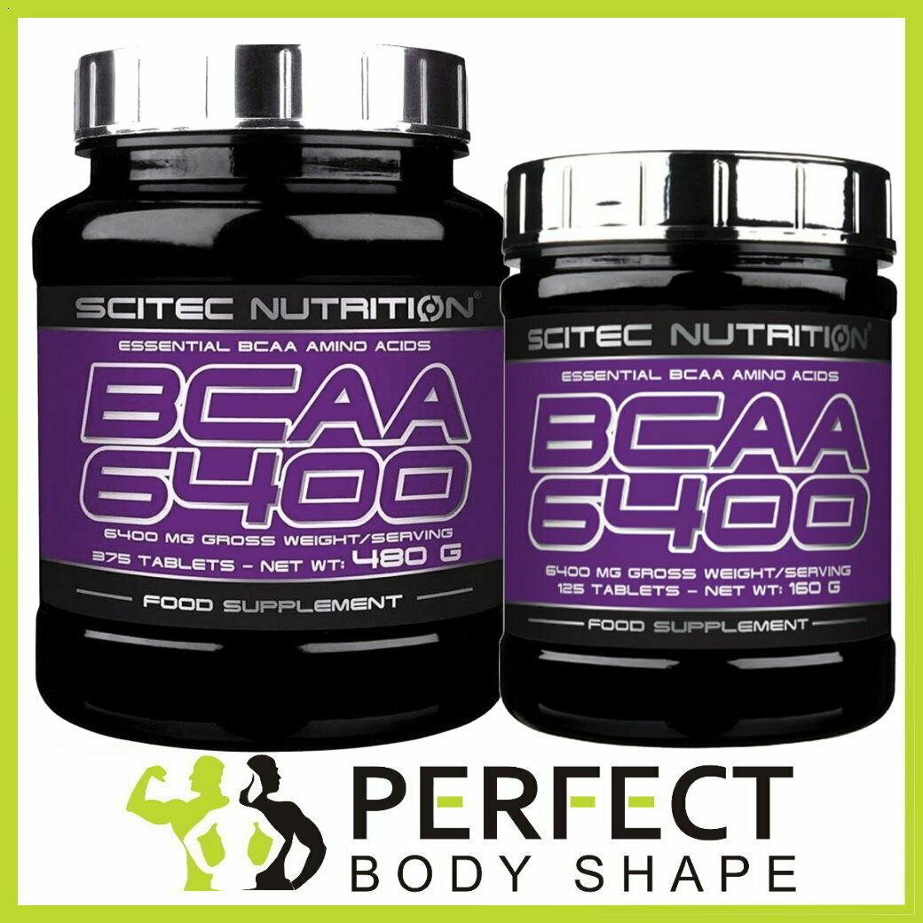 Bcaa scitec nutrition 6400