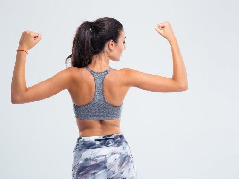 Как похудеть в руках - диета, упражнения, массажи | fitburg.ru