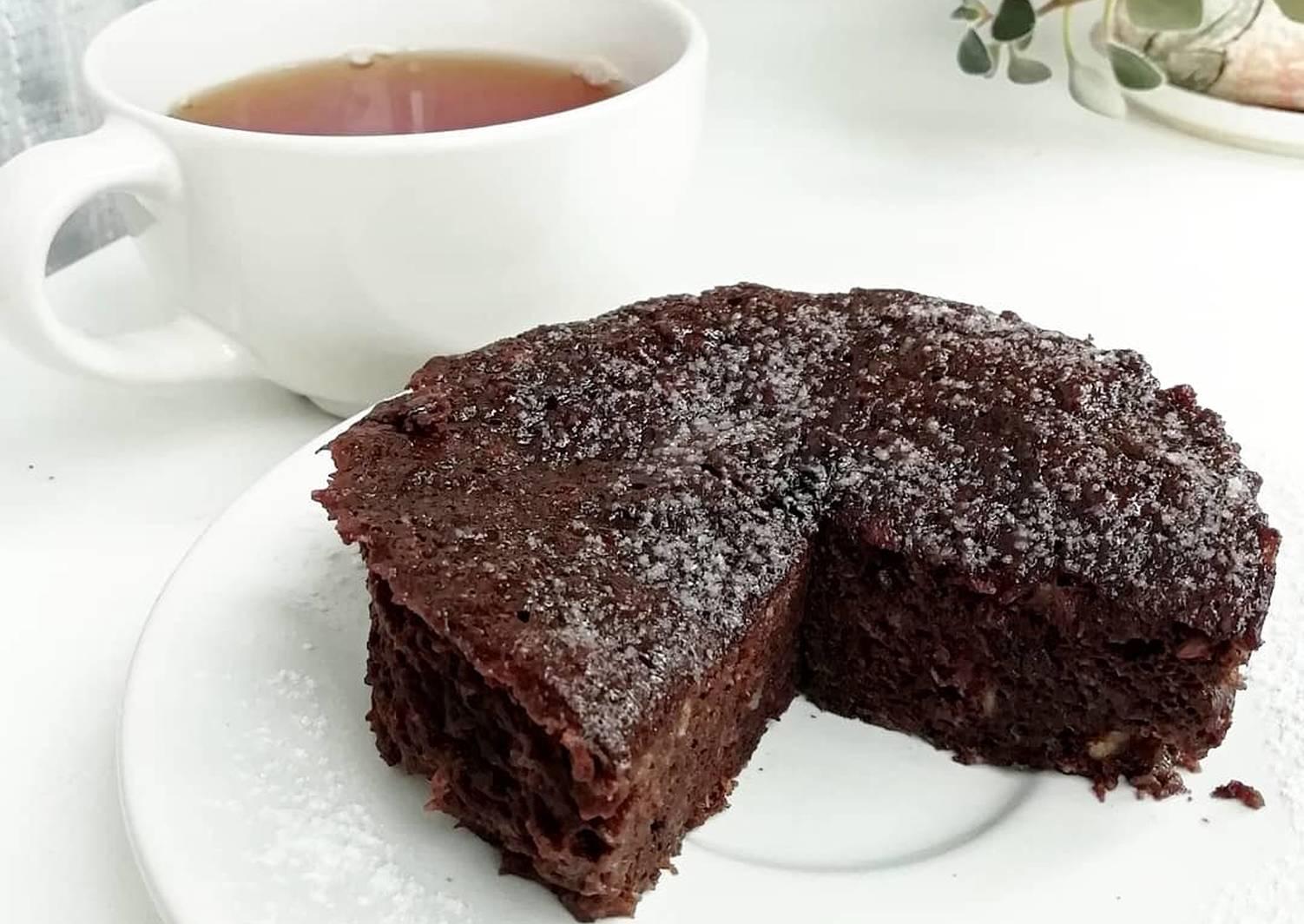 Пп брауни - низкокалорийные рецепты с фото (тыквенный, шоколадный, со стевией, свеклой)