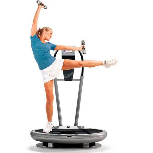 Тренировки на виброплатформе для похудения