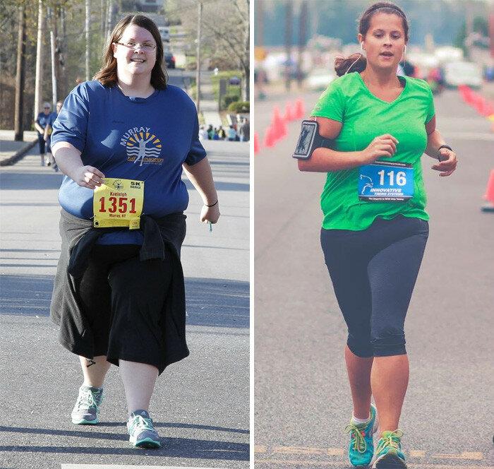 Как бег не помогал мне худеть