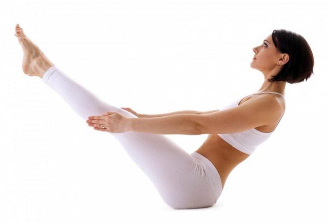24 эффективных асаны для похудения в домашних условиях
