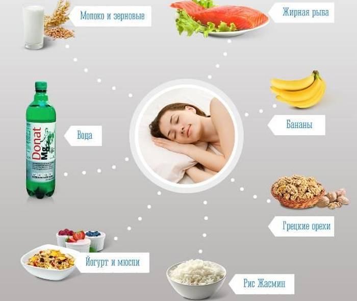 9 напитков для хорошего сна