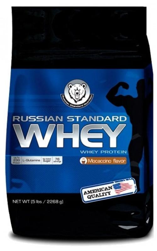 Impact whey protein от myprotein