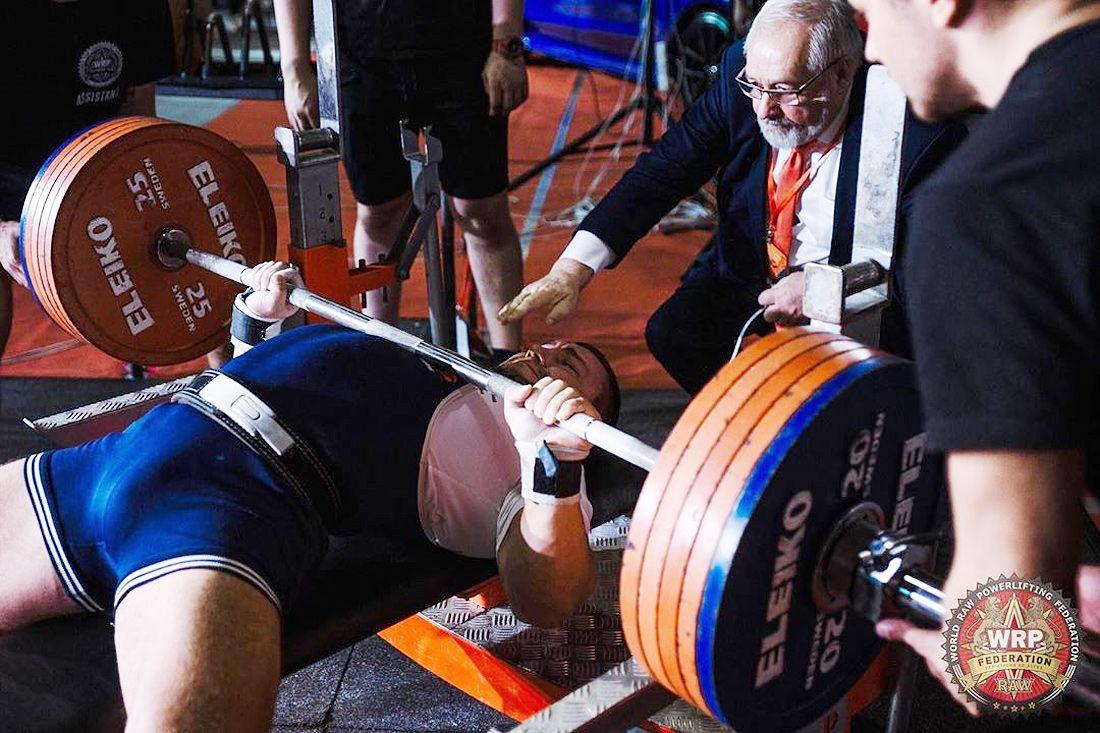 Интервью с специалистом ngbb elite в плане жима штанги лежа паулем кейем | powerlifting.in.ua