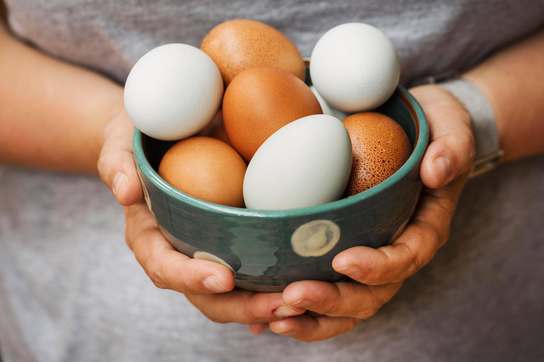 Питание для набора массы - рецепты из яиц для роста мышц