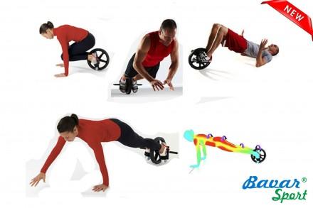 Что такое гимнастический ролик? упражнения и особенности