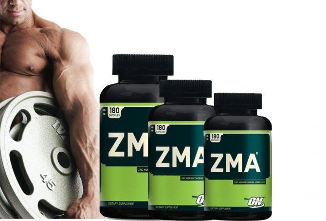 Спортивная добавка zma- эффективность и польза в бодибилдинге