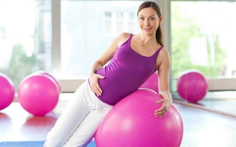 Гимнастика для беременных 1 триместр: какие упражнения и тренажеры полезны для будущей мамы
