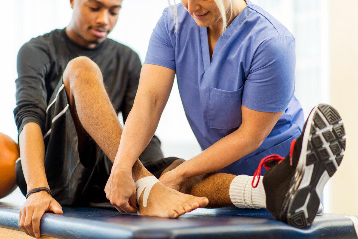 7 самых распространенных спортивных травм