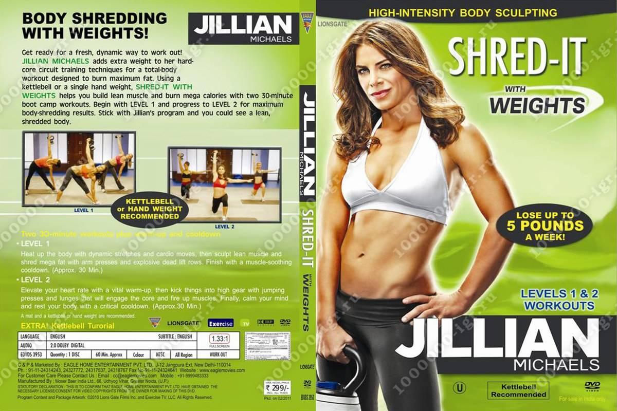 Джилиан майклс - революция тела с видео тренировками и советами по питанию