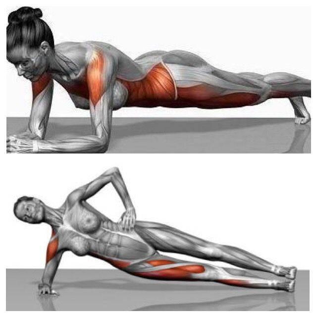 Как укрепить мышцы кора - wikihow