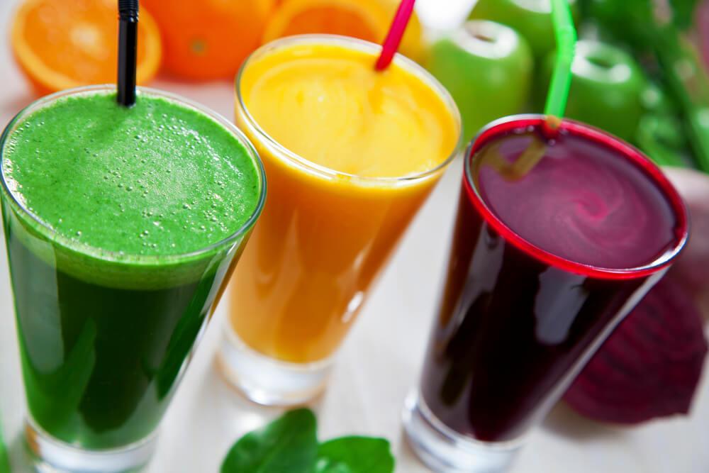 Зеленые соки рецепты: готовим в домашних условиях