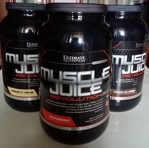 Muscle juice revolution 2600 2250 гр - 5lb (ultimate nutrition) купить в москве по низкой цене – магазин спортивного питания pitprofi