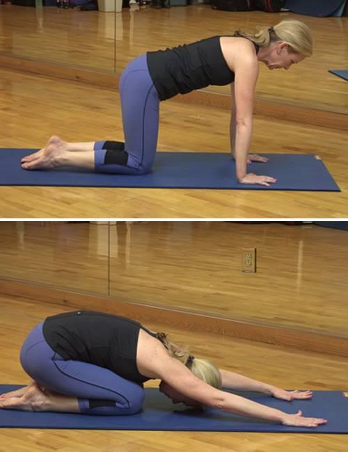Упражнения для растяжки и укрепления мышц спины и позвоночника