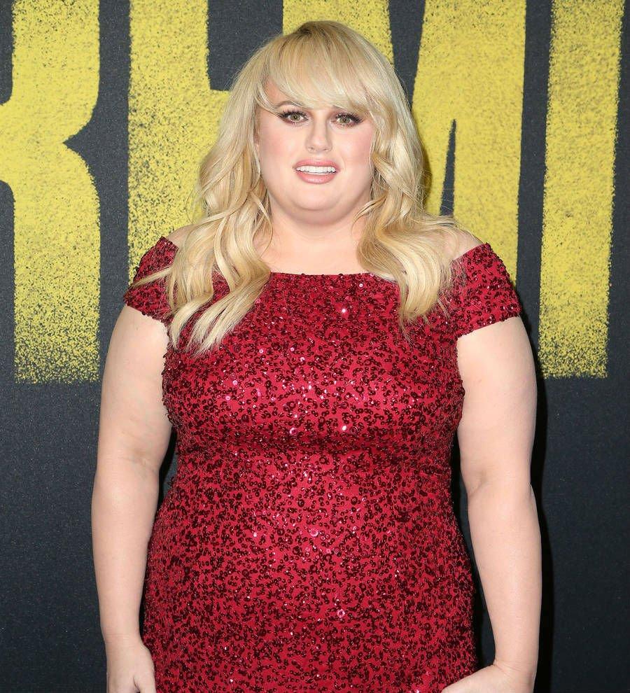 Похудевшая ребел уилсон: как актриса скинула лишний вес