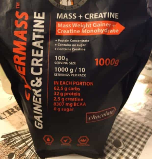 Что лучше — креатин или протеин?