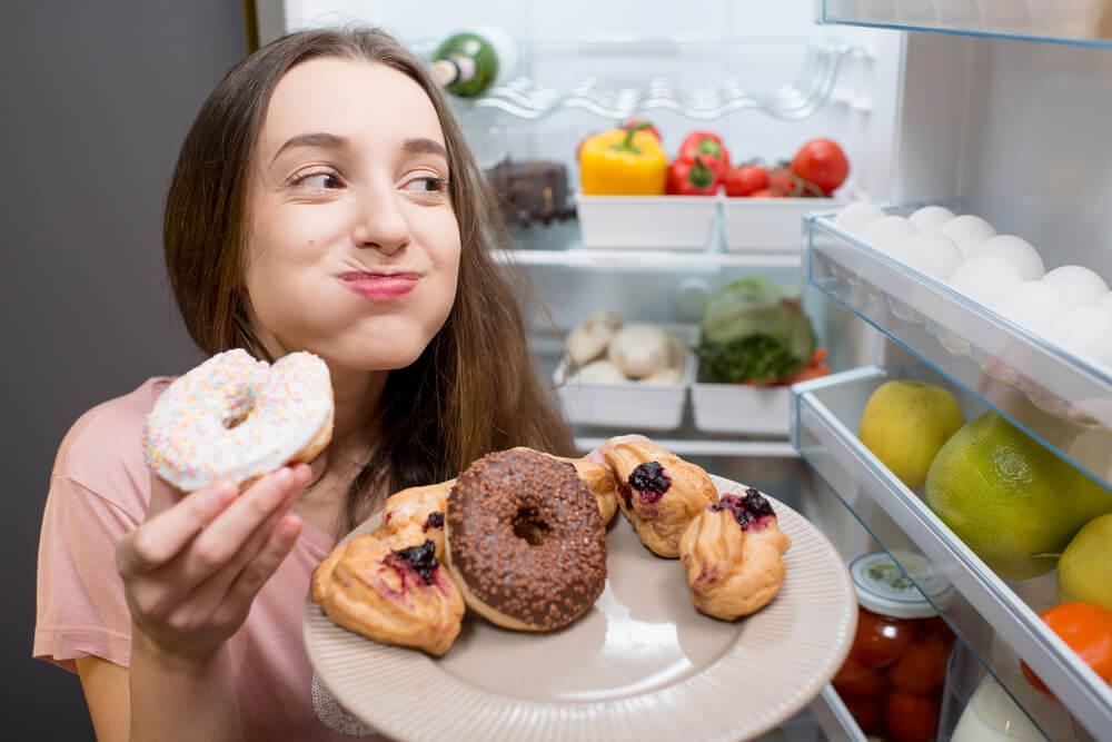 Как отказаться от сладкого и мучного, полный отказ от сахара