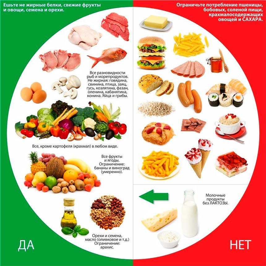 Как спланировать приёмы пищи в течение дня?