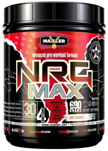 Nrg max от maxler: как принимать, состав, отзывы, ощущения