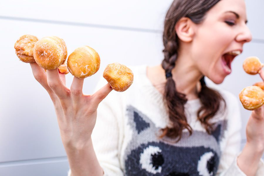 Как перестать есть много: 9 шагов на пути к правильному питанию