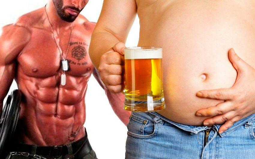 Как алкоголь влияет на вашу физическую форму – зожник  как алкоголь влияет на вашу физическую форму – зожник