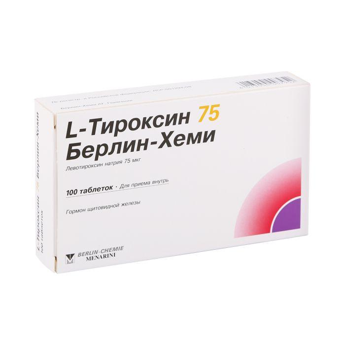 » l-тироксин для похудения