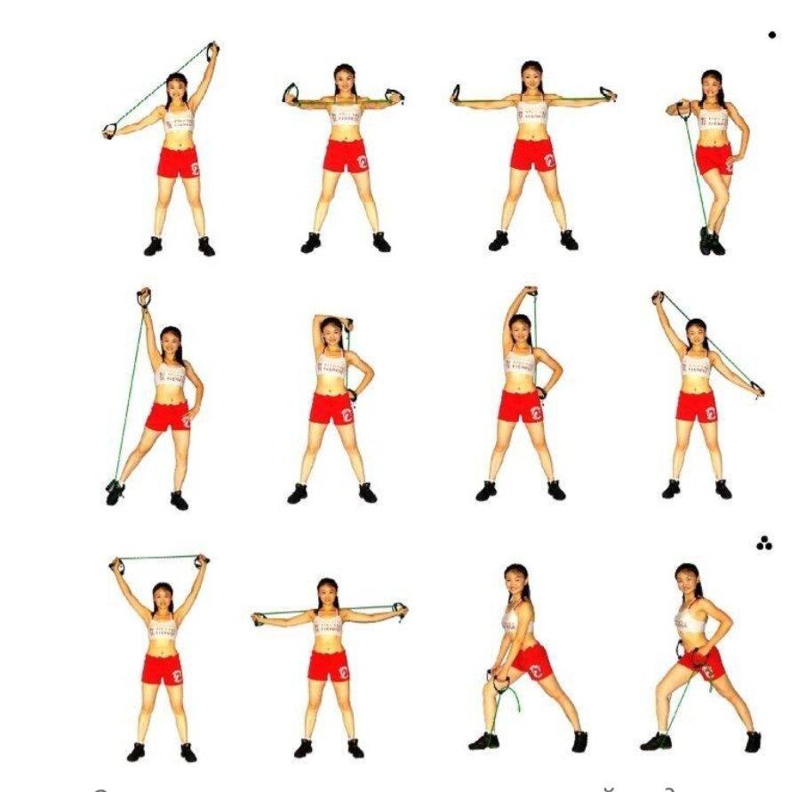 Как убрать жир со спины у женщин в домашних условиях: упражнения