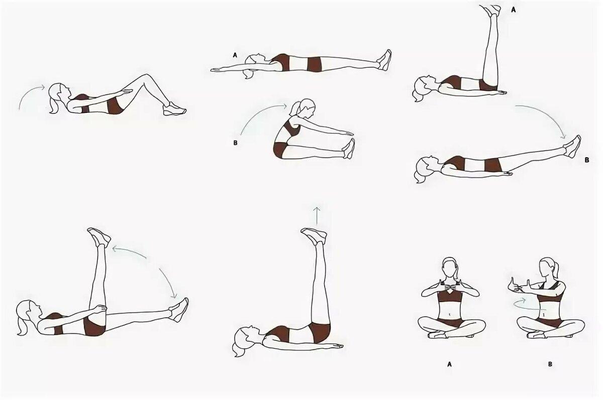 Как сделать плоский живот: простые способы как убрать быстро и правильно живот в домашних условиях (105 фото)