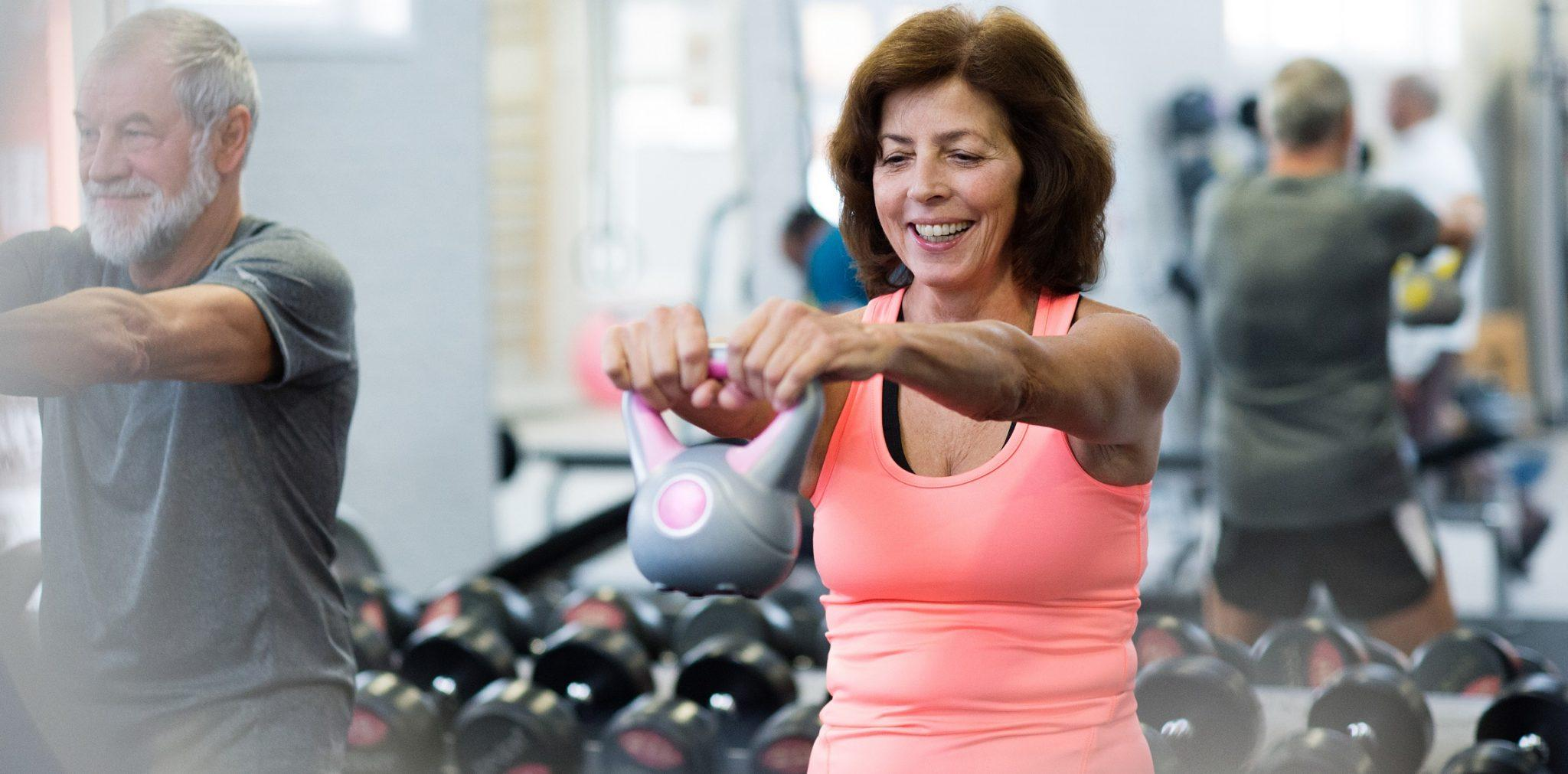 Упражнения для женщин после 50: советы по выполнению, особенности тренировок
