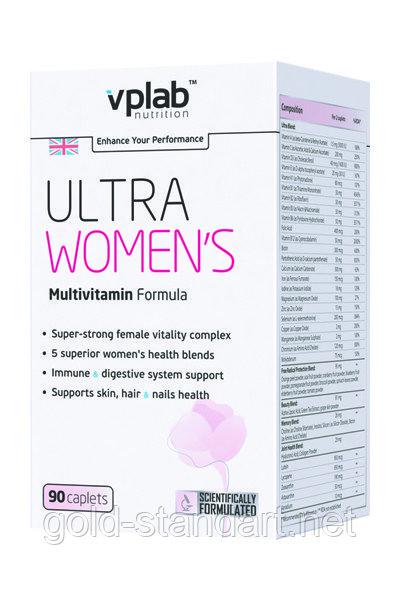 Витамины ultra women vp laboratory