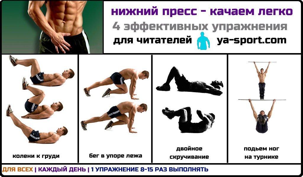 Как девушке накачать пресс до кубиков: упражнения и тренировки + фото женского рельефного живота