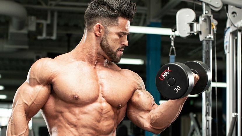 Как определить рабочий вес в каждом упражнении на тренировке?