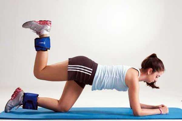 Упражнения для рук с утяжелителями — твоя-йога.ру
