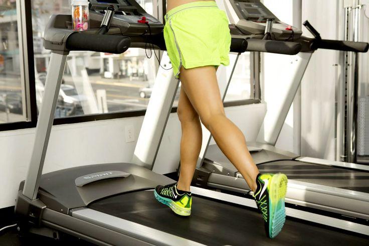 Занятия на беговой дорожке для похудения: сколько и как бегать, отзывы