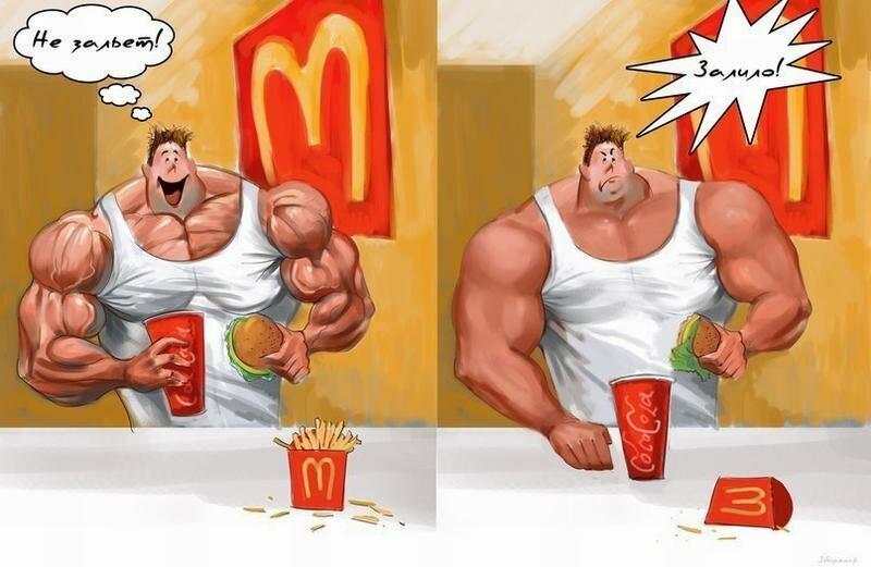 Как накачаться шрэку (толстяку - эндоморфу). денис борисов » fullgym - портал о спорте, здоровье и правильном питании