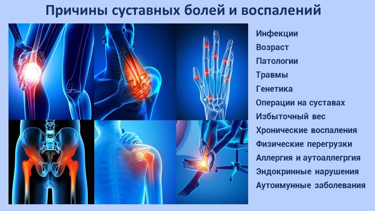 Ломота в теле, в ногах, руках, в суставах и мышцах - описание симптома, причины и лечение
