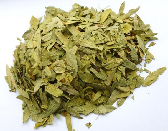 Как правильно принимать траву сенну для похудения?