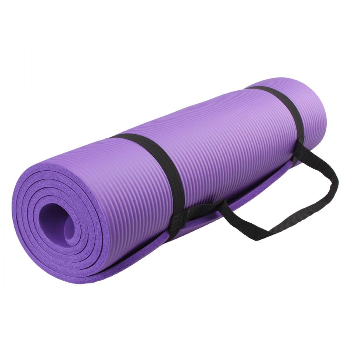 Коврик для йоги своими руками- как сделать? обзор +видео
