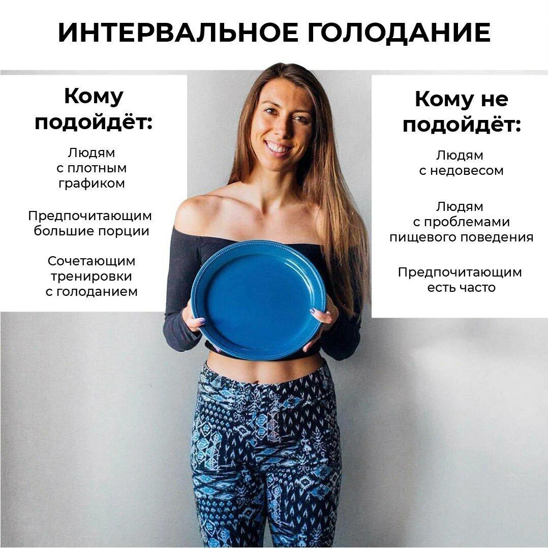 Интервальное и продолжительное голодание: плюсы и минусы - hi-news.ru