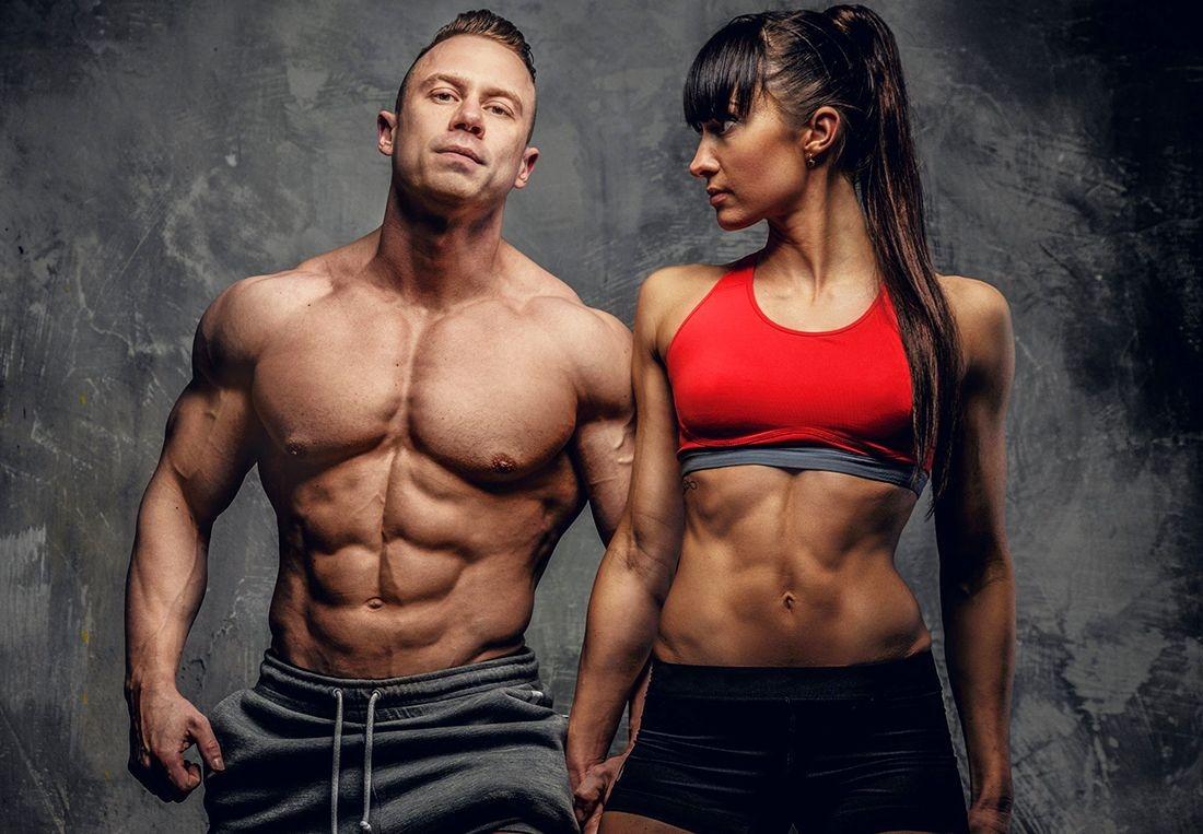Грим для бодибилдинга и фитнес бикини