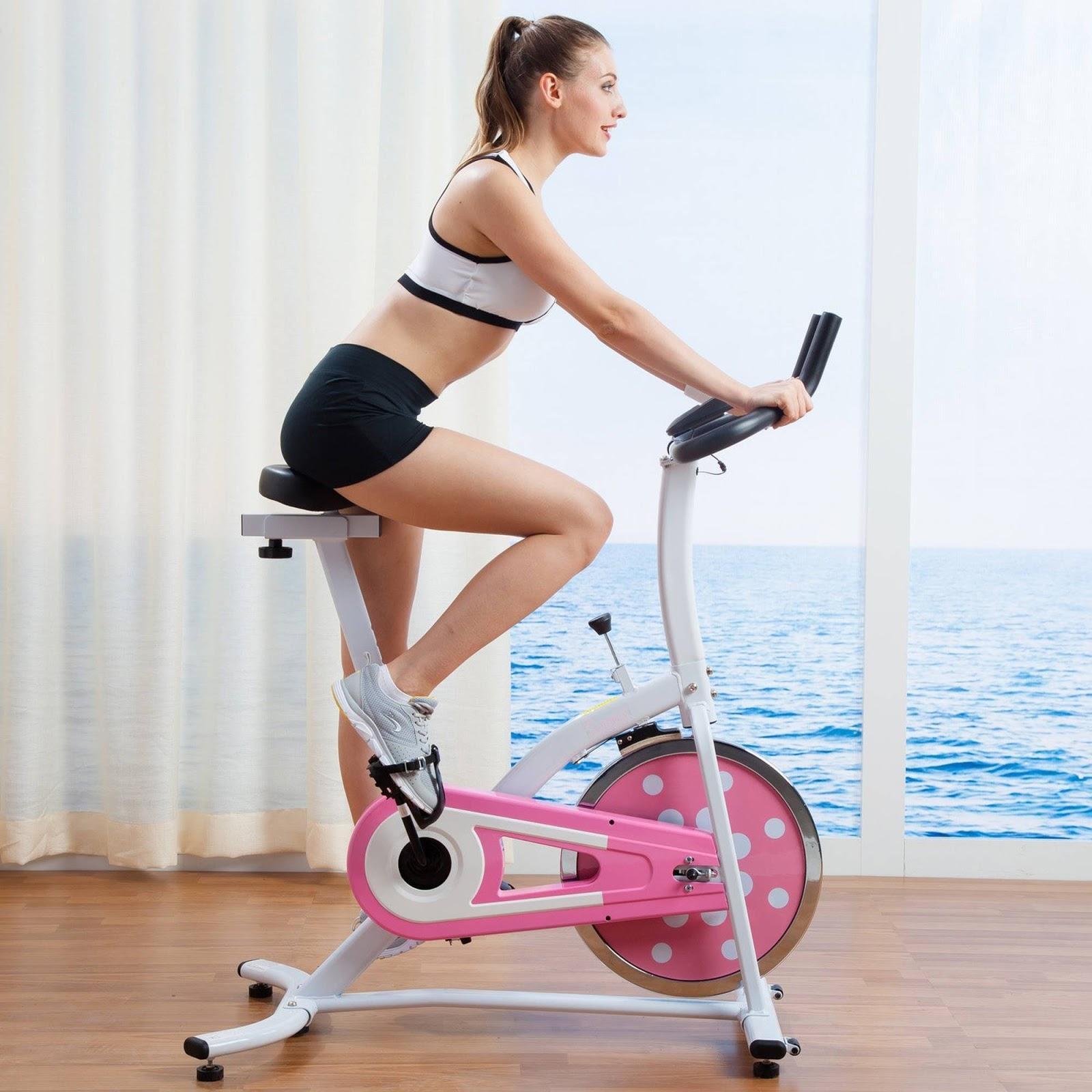 Велотренажёр для похудения: как правильно заниматься | все о похудении, здоровом питании и диетах